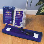 Action Fiber Dust Mop from National Allergy - Click to Learn More