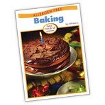 Allergen Free Baking Cookbook By Jill Robbins
