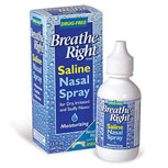 Breathe Right Saline Nasal Spray