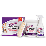 Capture Carpet Dry Carpet Cleaner System