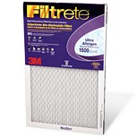 3M Filtrete 1500 MPR Ultra Allergen Filter