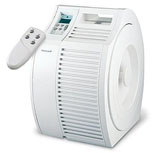 Capture 99.97% Of Airborne Allergens That Pass Through The Honeywell QuietCare HEPA Filter