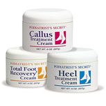 Podiatrist's Secret Foot Creams