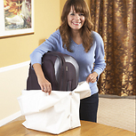 BedCare TravelSafe Luggage Covers For Bed Bug Protection