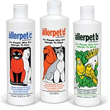 Allerpet Pet Conditioner For Cats, Dogs, or Birds