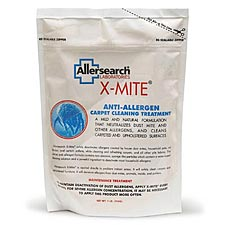 Allersearch X-Mite Dry Carpet Cleaner