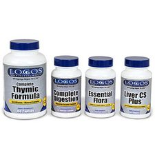 Logos Nutritionals Essential Wellness Protocol Kits