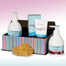 MD Moms Baby Basics 1-2-3-4 Gift Set