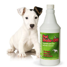 Pet Stain-Off! Enzymatic Pet Stain And Odor Remover