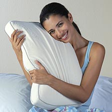 IsoPerfect Side Sleeper Isotonic Pillow