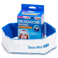 Thera-Med Headache Band Reusable Cold Therapy