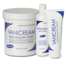 Vanicream Moisturizing Skin Cream & Lite Lotion