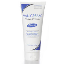 Vanicream Shave Cream - 6 oz. Tube