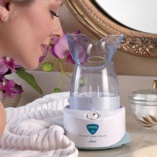 Vicks VapoTherapy Personal Steam Inhaler