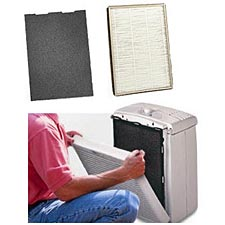 Changing Filters As Recommended Means Optimum Performance From Your Air Purifier