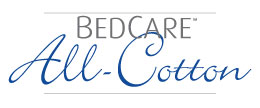 BedCare All-Cotton Allergy Mattress Covers