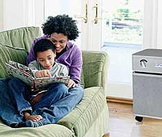 Improve Your Home's Indoor Air Quaity With A HEPA Room Air Purifier