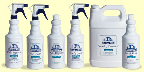 Envirorite Safe Cleaning Products