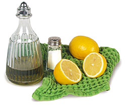 Try Some Old-Fashioned Cleaning With Lemons, Vinegar & Baking Soda