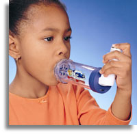 Children Bear The Brunt Of Asthma