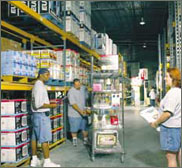 National Allergy's warehouse in Duluth, GA