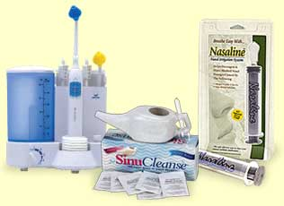 10% Off All Sinus Relief Products