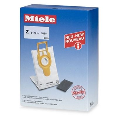 Miele Type Z Intensiveclean Vacuum Bags For House Uprights