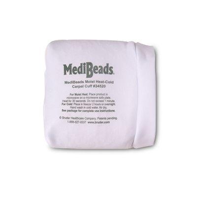 MediBeads Moist Heat Therapy Carpal Cuff Wrap