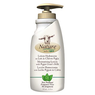 Canus Goat's Milk Moisturizing Lotion 11.8-oz Pump Bottle