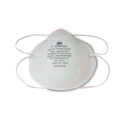 3M 8662ES Home Dust Masks 15-Pack
