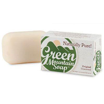 Green Mountain Naturally Pure Bar Soap 4.25-oz