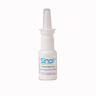 Sinol-M Nasal Spray 15-ml Bottle