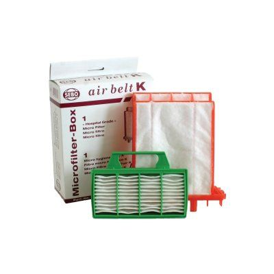 SEBO Filter Set Airbelt K-series (6696AM)