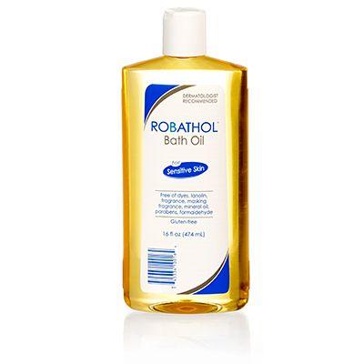 RoBathol Bath Oil 16-oz Bottle