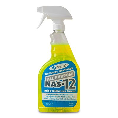 AllerTech® NAS-12 All Purpose Cleaning Solution 32-oz Spray