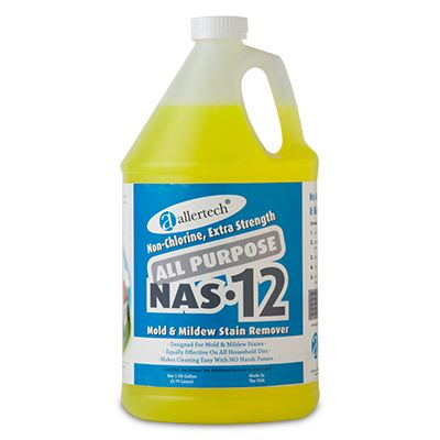 AllerTech® NAS-12 All Purpose Cleaning Solution Gallon Bottle