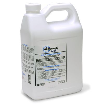 ADS Anti-Allergen Dust Spray Gallon Bottle