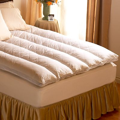 EuroRest Feather Bed Topper