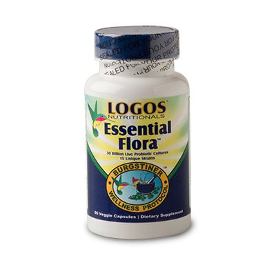 Logos Nutritionals Essential Flora Probiotic Supplement