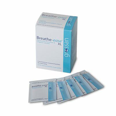 Breathe-Ease XL Saline Powder Packets