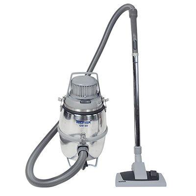 Nilfisk GM80 HEPA Canister Vacuum