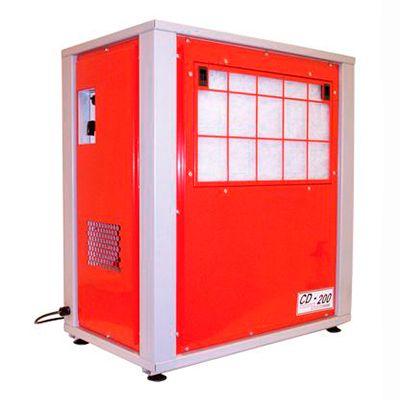 EBAC Dehumidifier Model CD200 - 138-Pint