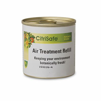 CitriSafe Air Treatment Refill Cartridge 4 oz.
