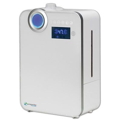 PureGuardian 90-Hour Ultrasonic Warm or Cool Mist Humidifier