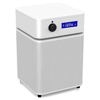 Advanced HEPA+ JR Air Purifier- White