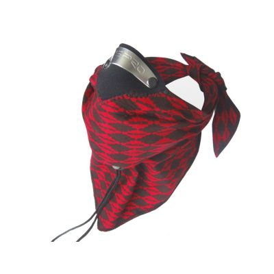 Respro Bandit Scarf Red
