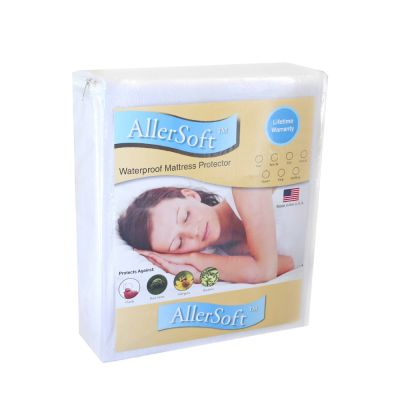 AllerSoft™ Fitted Hypoallergenic & Waterproof Mattress Protectors