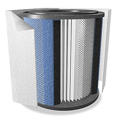 Advanced HEPA+ Jr Replacement Filter Pack