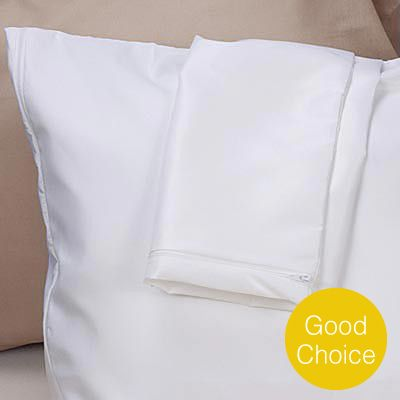 Allergy Pillow Covers Dust Mite Pillow Cover National Allergy Supply Mesmerizing Allergy Pillow Covers Ratings