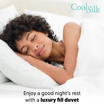 CoolSilk Duvet Comforter